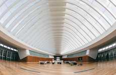 Bookless Libraries - Florida Polytechnic University Has a Massive New Bookless Library