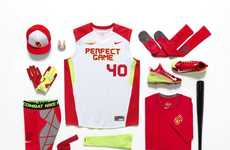Elite Baseball Apparel - The Nike Baseball Vapor System is Designed to Boost Speed and Performance