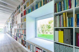 This Stunning Home Features a 17-Meter Library Wall