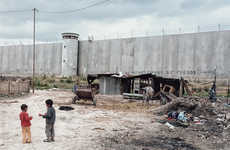 Oppressive Wall Photography - These Photos Capture the Palestinian View of the Separation Wall