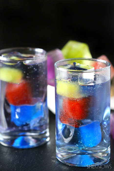 Boozy Childhood Drinks - This Fruit Kool-Aid Vodka Beverage is Ideal for Nostalgic Adults