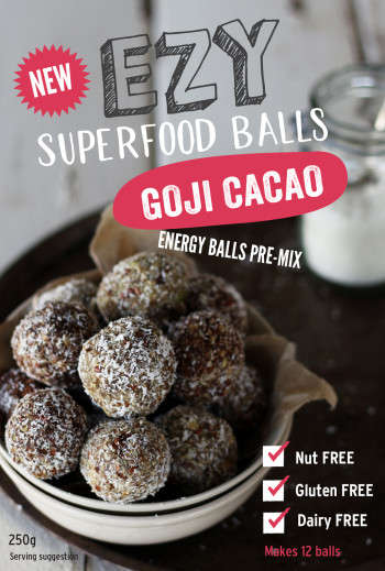 Superfood Cookie Kits - Food Actually's Energy Ball Pre-Mixes Make Healthy Snacking Easy