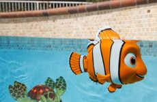Cinematic Fish Pool Toys - These Finding Nemo Toy Designs Look Like the Classic Animated Characters