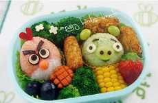 26 Creative Bento Lunch Ideas - From Intricate Sandwich Art to Gamer Bento Boxes