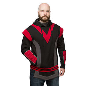 Stealth Ninja Sweaters - This Ninja Hoodie is Perfect for Wannabe Crime Fighters