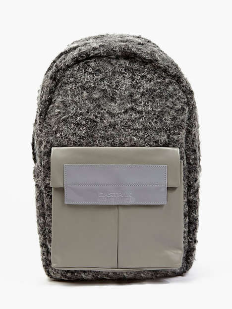 Couture Backpack Collaborations - The EASTPAK X NICOMEDE Backpack Takes us Back to School
