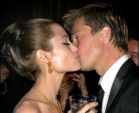 100 Angelina Jolie and Brad Pitt Tributes