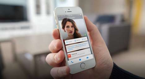 Contact-Remembering Apps - The Humin App Lets You Add Personalized Details To Your Phone Contacts