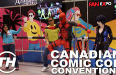 Canadian Comic Con Conventions