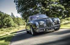 Bespoke Classic Cars - The Updated Jaguar Mark 2 Brings a Classic Car Into the 21st Century