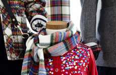Kid-Approved Holiday Couture - Lands' End's Holiday Collection Features Charming Children's Attire