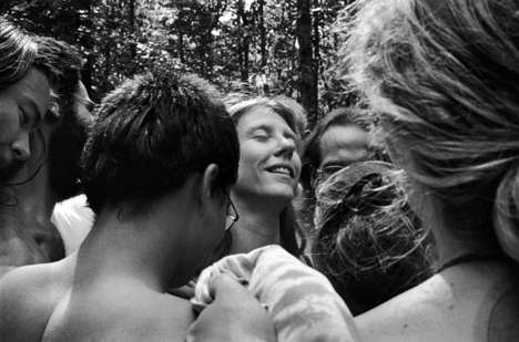 Utopian Commune Photography - 'The Communitarians' Series Captures Life in a Virginia Commune
