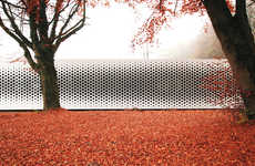 Parametric Patterned Schools - Format Elf Architecture Creates a Distinct Facade for Campus Netzwerk