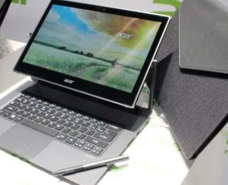 Elegant Pivoting Laptops