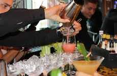 Educational Mixology Events - The Bacardi Mixology Theatre Will Teach Professional Bartending Skills