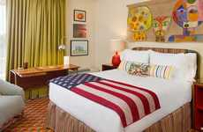 Collegiate Dorm Hotels - Graduate Hotels Offers Guests the Chance to Relive Their University Years