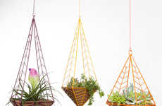 From Knotted Plant Hangers to Beaming Potted Plants