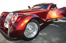 Bespoke British Cars - The Morgan SP1 is a Truly Glorious Custom-Built Masterpiece