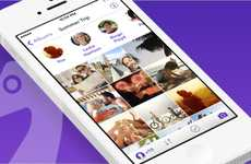 Collaborative Photo Apps - The Seahorse App Allows Users to Have Shared Control
