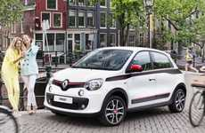 City Slicker Cars - The Renault Twingo is Perfect for Navigating Crowded Urban Streets