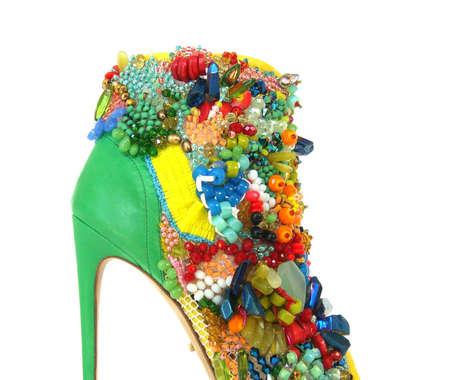 Jeweled Opulence Stilettos