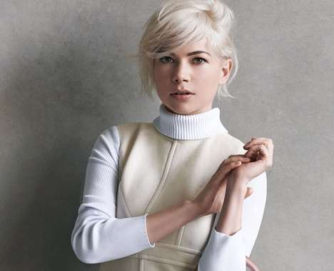 Platinum Blonde Purse Campaigns