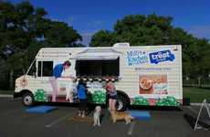 Dog Food Trucks - Milo's Kitchen's Treat Truck Tour Caters Specifically to Its Canine Clients