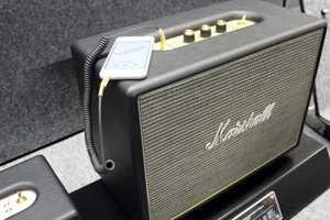 The Marshall Woburn is a Vintage Rock 'n' Roll Speaker