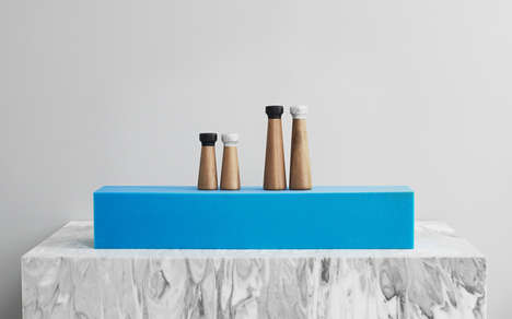 Ergonomic-Focused Kitchen Utensils - Simon Legald Presents a Collection that Fuses Form and Function
