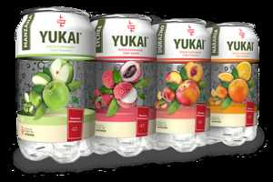 The Yukai Design Features a Can for the Top and a Bottle Underneath