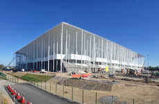 Multipurpose Soccer Stadiums - The Nouveau Stade de Bordeaux Will Host Soccer & Cultural Events