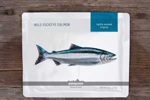 Patagonia Provisions' Food Packaging Design Makes Eating Fish Easy