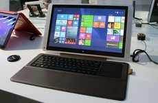 Versatile Hybrid Laptops - The HP Envy x2 Offers Different Forms and Functionalities in One package
