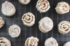 Cinnamon Bun Cookies - This Baking Recipe Turns the Traditional Cinnamon Bun Pastry into a Cookie