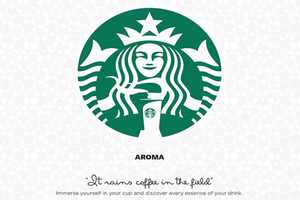 Alejo Malia Adds Playful Details to the Starbucks Logo Design
