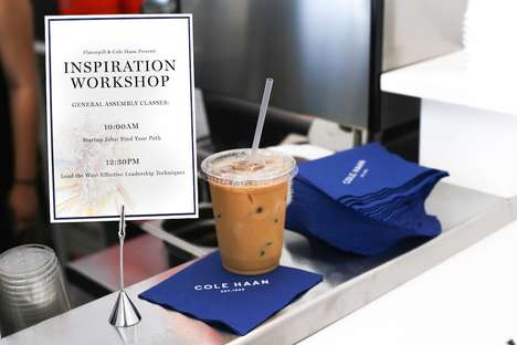 Branded Innovation Labs - Cole Haan Collaborated with Flavorpill to Inspire Idea Generation