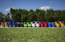 Signature Football Shoes - These Jordan Football Cleats are Player-Specific