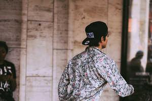 Kasheem Daniels Captures Menswear Outside New York Fashion Week Tents