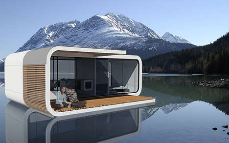 30 Prefab Housing Examples - From Modular Mountainside Retreats to Prefabricated Apartment Dwellings