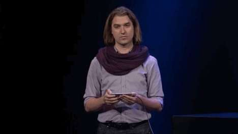 Scarf Guy Social Accounts - Someone Started a Twitter Account for this Apple Keynote Presenter