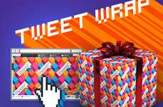 30 Seasonal Social Media Campaigns - From Tweeting Charity Scarves to Laser Christmas Graffiti