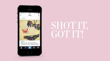 Snapshot Shopping Campaigns - Ahlens' Discount Campaign Puts Instagrammers to Work to Save Money