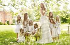 Ethereal Bridal Photoshoots