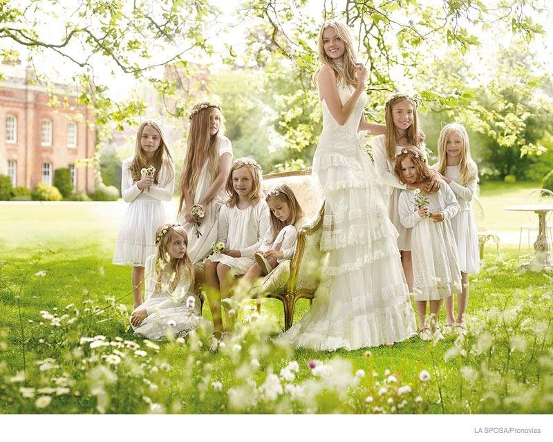 Ethereal Bridal Photoshoots