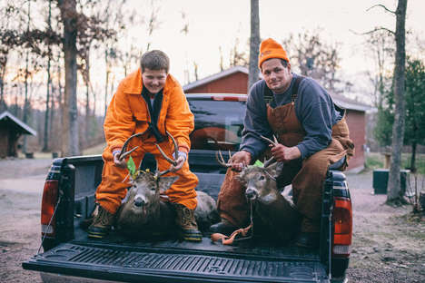 Hunting Culture Photography - Travis Dewitz Captures Wisconsin's Hunters in His New Book