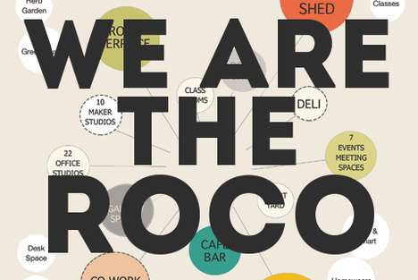 Creative Community Co-ops - The Roco is an Innovative and Collaborative Space for Both Work and Play