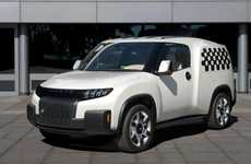 Urban Concept Vehicles - The Toyota U2 Urban Utility Vehicle Blends Aspects of Cars and Trucks