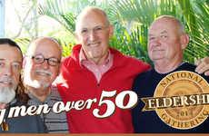 Elderly Wisdom Communities - The National Eldership Gathering Celebrates Knowledge in Men Over 50