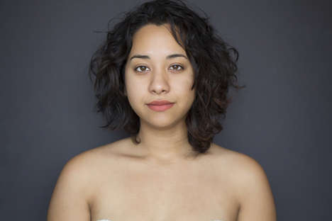 Biracial Photoshop Experiments - This Photoshop Experiment Examines Global Beauty Standards