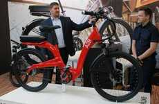 Pioneering Electric Bikes